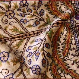 panderma seiden teppich