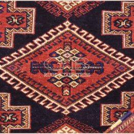 tappeto afshari