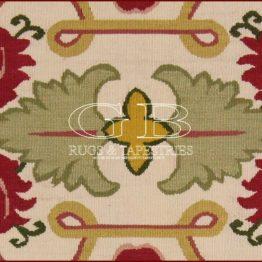 alfombra aubusson woven legends
