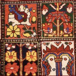 alter bachtiar teppich