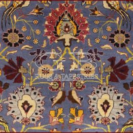 tapis teheran ancienne