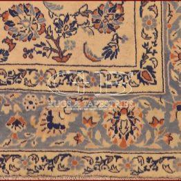 antik kashan teppich
