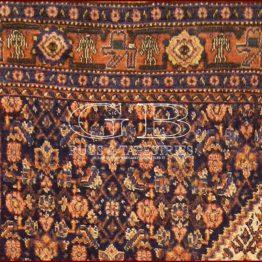 alfombra senneh antiguo