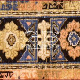 antique lesghi star rug