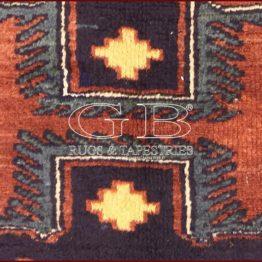 antik kazak rug
