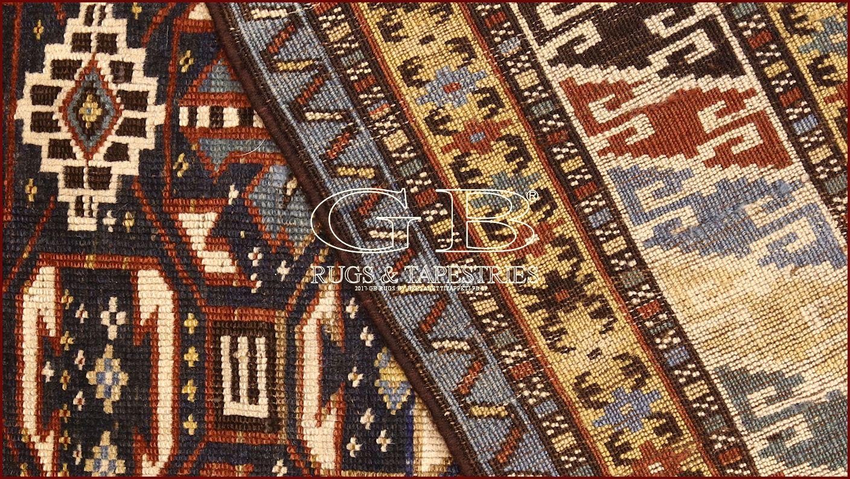 tapis chirvan ancien 162x117 141732931619. Black Bedroom Furniture Sets. Home Design Ideas