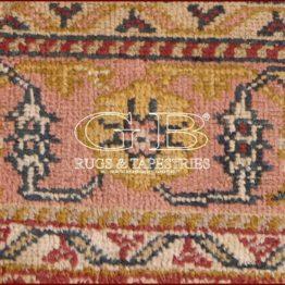 antik usak teppich