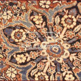 haji jalili täbriz teppich