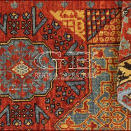 tappeto mamelucco woven legends