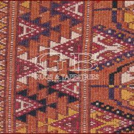 alfombra de bokhara
