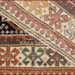 tappeto shirvan woven legends