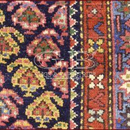 kurdish antique rug