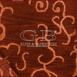 tapis tibetain en soie