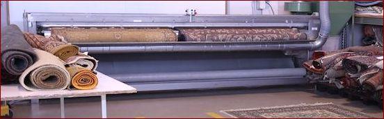 battitrice per eliminare la polvere dai tappeti