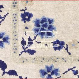 antique peking carpet