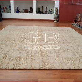 tapis nepal design 100k