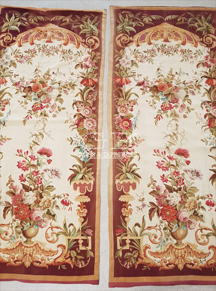 Copy of Aubusson tapestries