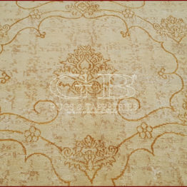 modern tibetan carpet silk