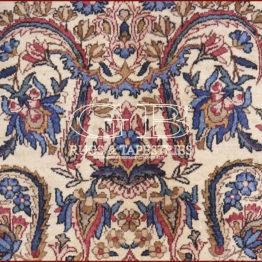 alfombra kirman laver
