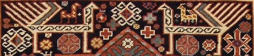 Chirvan Akstafa ancien magnifique - GB-Rugs