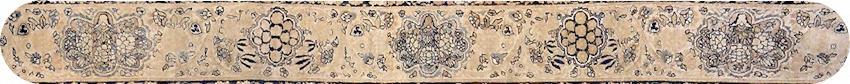 Kermanshah Antico - dettaglio della cornice
