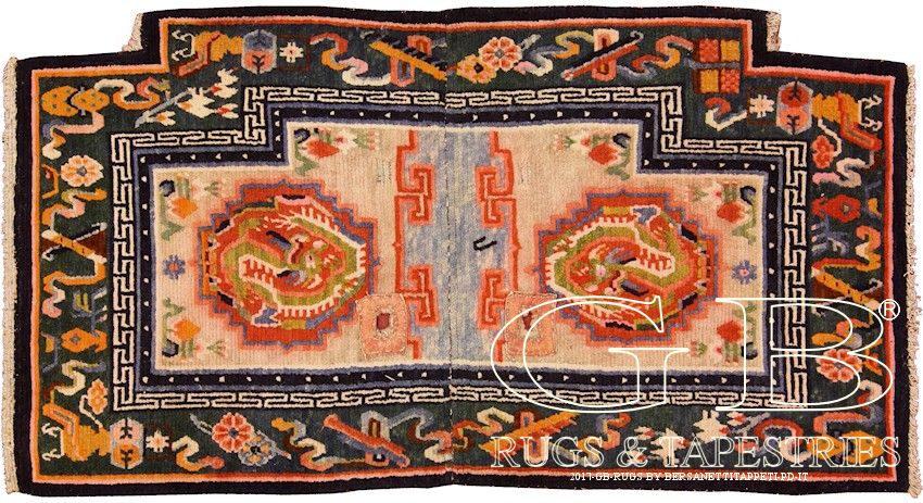 Antica sella tibetana