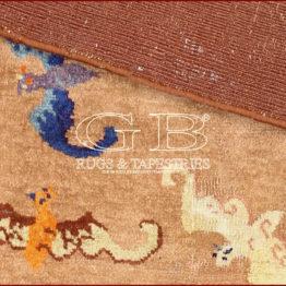 alfombra pekin antiguo