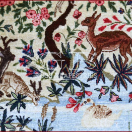 tappeto tabriz vecchio