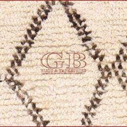 tapis berbere beni ourain