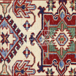 pair of kazak rugs