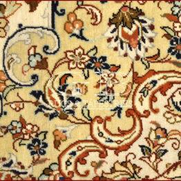 tapis ghoum soie vieux