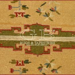 antique tibetan saddle