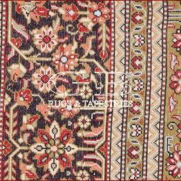 qum silk rug